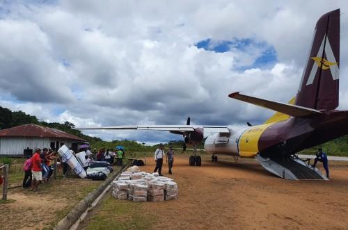 Kolumbien Zwischenlandung 03-2021